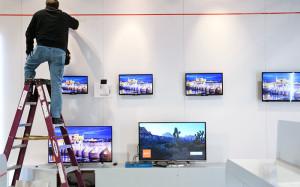 Ассортимент электроники в московских магазинах с осени сократился на 15%