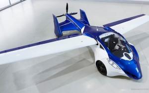 Серийный летающий автомобиль будет выпущен в 2017 году