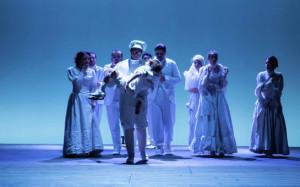 Итальянская версия «Вишневого сада» завершает фестиваль «Твой шанс»