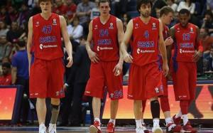 ЦСКА сыграет с «Панатинаикосом» в четвертьфинале Евролиги