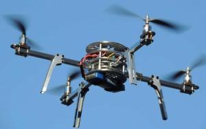 Полиция готова применить против оппозиции дроны с газом