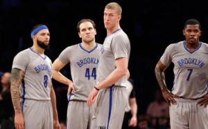 Клуб Прохорова вышел в плей-офф НБА