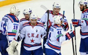 СМИ рассказали о 40-миллионных премиях хоккеистов СКА