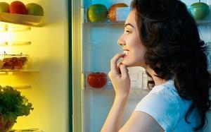 Подавить чувство голода можно просто посмотрев на еду