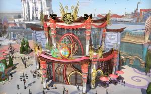 Достопримечательности-2015: Парк развлечений Eternity Passage в Пекине