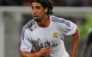 «Ювентус» укрепился полузащитником «Реала» Хедирой