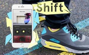 Shift Sneaker – кроссовки на все случаи жизни