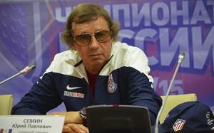 Юрий Семин подпишет контракт с «Анжи»