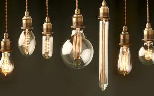 История создания лампочки Эдисона