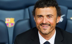 Энрике решил остаться в «Барселоне» еще на год