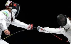 Сборная России победила в командном зачете на ЧМ по фехтованию