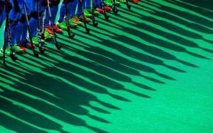 Половина хоккейной команды Кубы сбежала в США