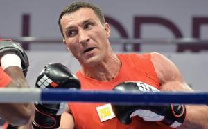 Владимир Кличко избежал Грозного