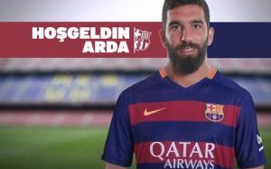 Официально: Туран переходит в «Барселону»