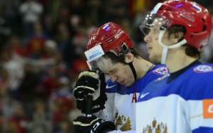 IIHF может изменить процедуру награждения после демарша сборной России на ЧМ-2015