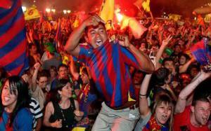 «Барселону» оштрафовали на 66 тыс. евро за освистывание гимна Испании