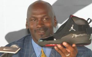 Майкла Джордана проверяют на бренд