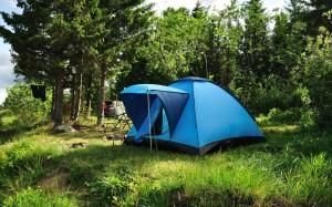 В Крыму туристам грозит штраф за палатки в заповедниках