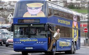 Автобусная компания раздает бесплатные билеты по Германиии