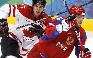 Россия на Кубке Канады первый матч проведет против Швеции