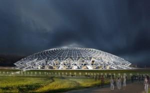 В Самаре утвержден проект реконструкции шоссе до стадиона ЧМ-2018 «Космос-Арена»