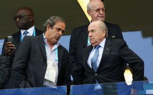 Платини получил деньги от ФИФА по устному соглашению