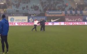 Комментатор «Динамо-ТВ»объяснил, за что ударил болельщика
