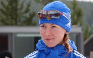 Уральская биатлонистка Екатерина Глазырина родила сына