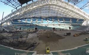 Исполком ФИФА удовлетворен подготовкой к ЧМ-2018