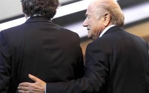 Зепп Блаттер и Мишель Платини дисквалифицированы комитетом по этике FIFA