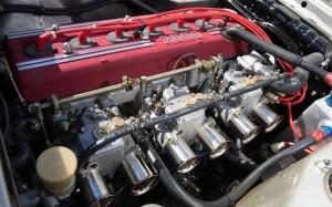 История создания инжекторного двигателя