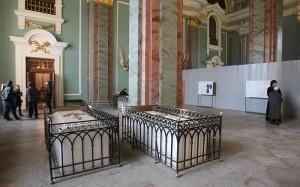 В Петербурге отреставрировали гробницу Александра III