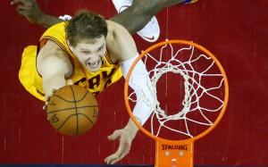 Тренер Дэвид Блатт: клуб НБА «Кливленд» не планирует обменивать Тимофея Мозгова