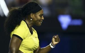 Серена Уильямс вышла в финал Открытого чемпионата Австралии по теннису