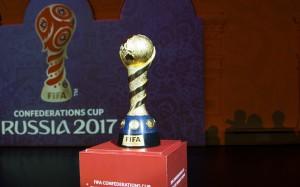 Замминистра спорта РФ: ФИФА в восторге от эмблемы Кубка конфедераций 2017 года