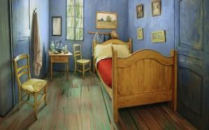 Комната Ван Гога в Арле воссоздана на выставке в Чикагском институте искусств