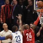 Рекорд результативности был установлен в Матче всех звезд НБА-2016