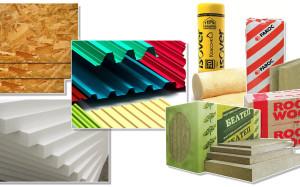 Общая классификация стройматериалов