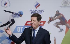Александр Жуков: Россия рассчитывает принять участие в ОИ-2016 в полном составе