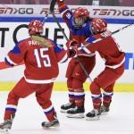 Женская сборная России по хоккею завоевала бронзовые медали чемпионата мира