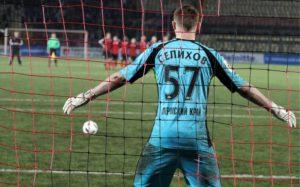 Источник: «Спартак» готов купить вратаря «Амкара» Александра Селихова за €3 млн