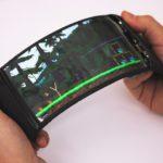 Создан полностью гибкий смартфон