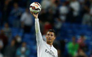 Криштиану Роналду: Я войду в историю футбола