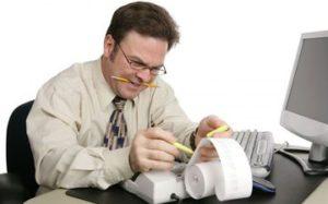 Достоинства и недостатки работы бухгалтером