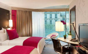 В Париже открылся новый отель Renaissance