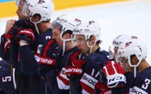 Тренер: опыт игры на ЧМ-2016 в РФ поможет хоккеистам США на Кубке мира