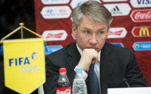 Сорокин: допинговые скандалы в России не сказываются на подготовке к ЧМ-2018 по футболу