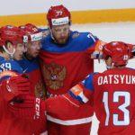Путин отметил успехи российской сборной на чемпионате мира по хоккею