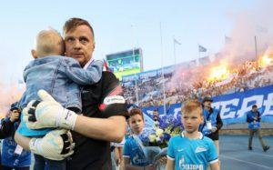 Вячеслав Малафеев: готов стать «нянечкой» для новичков «Зенита»