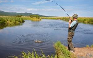 Рыбалка: хобби и терапия